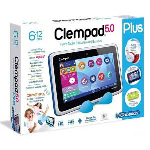 Clempad 5.0 Plus Clementoni | Massa Giocattoli
