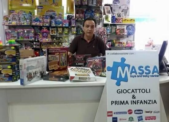 Salvatore Massa, l'amministratore di Massa Giocattoli