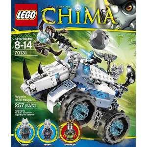 Lego Chima Rogon's Rock Flinger | Massa Giocattoli