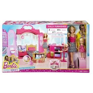 Casa Vacanza Glam Barbie | Massa Giocattoli