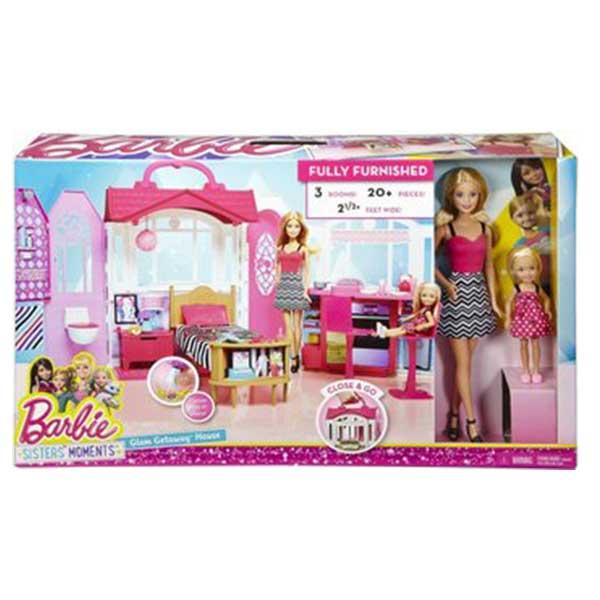 Casa BarbieMassa Glam Giocattoli Casa Vacanza BarbieMassa Vacanza Glam Giocattoli QordxeWCB