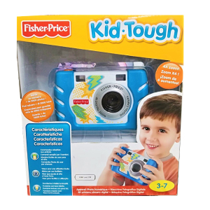 Kid Tough Fisher Price | Massa Giocattoli