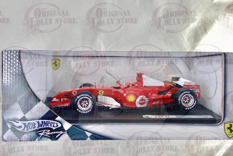 Ferrari F1 248 Schumacher Hotwheels