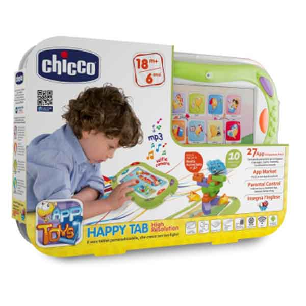 Happy tab chicco massa giocattoli for Happy tab chicco microfono
