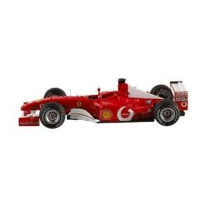Ferrari F2002 Schumacher Hotwheels | Massa Giocattoli