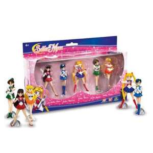 Sailor Moon 5 Mini Doll | Massa Giocattoli