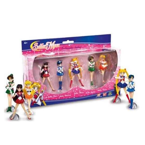 Sailor Moon 5 Mini Doll