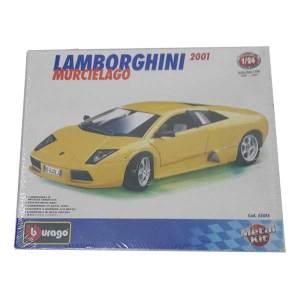 Lamborghini Murcielago 2001 Metal Kit | Massa Giocattoli