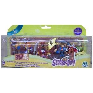 Personaggi Serie Scooby Doo Pirati | Massa Giocattoli