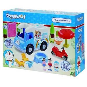 Camper di Doraemon | Massa Giocattoli