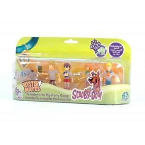 Scooby Doo Blister 5 Personaggi | Massa Giocattoli