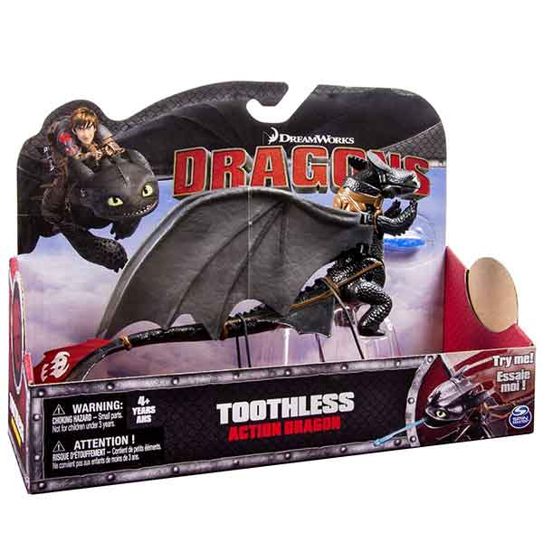 Dragons Toothless Spin Master