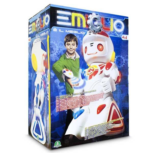 Emiglio Robot Giochi Preziosi