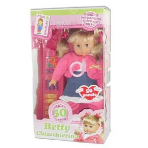 Bambola Betty Chiacchierina | Massa Giocattoli