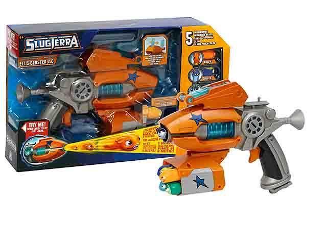 Blaster Deluxe Con Caricatore SlugTerra