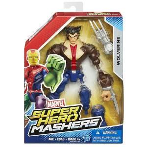 Super Hero Mashers Wolverine Marvel | Massa Giocattoli