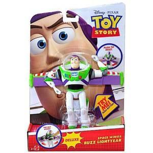 Toy Story Buzz Lightyear Ali Apribili | Massa Giocattoli