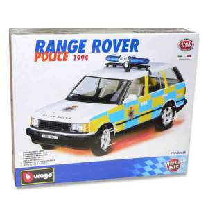 Range Rover Police 1994 Metal Kit | Massa Giocattoli