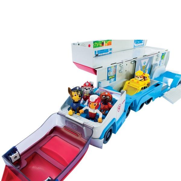 camion gigante paw patrol massa giocattoli