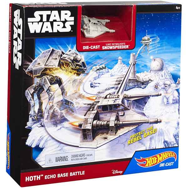 Navicella Spaziale Hot Wheels Star Wars
