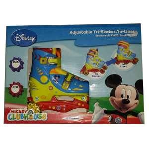 Pattini Topolino Disney | Massa Giocattoli