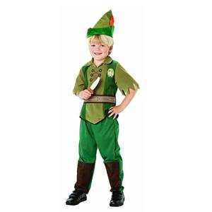 Costume Carnevale Peter Pan | Massa Giocattoli