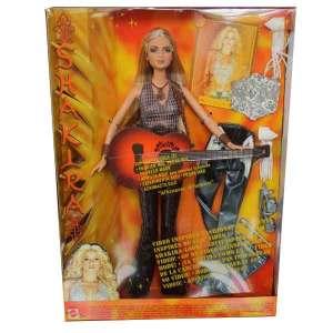 Barbie Shakira | Massa Giocattoli