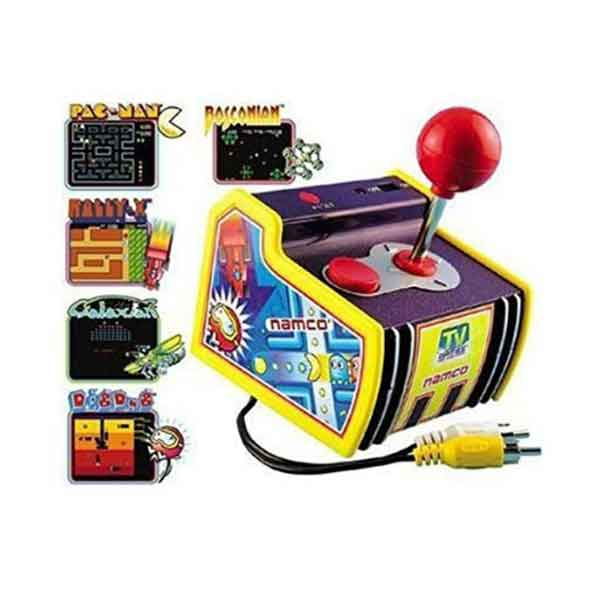 Tv Games Plug And Play : Arcade classics plug and play tv games massa giocattoli