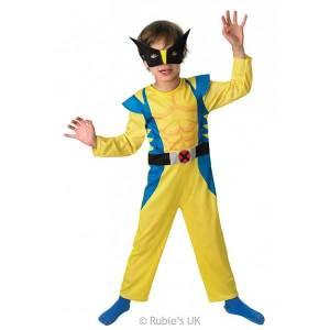 Costume Carnevale Wolverine | Massa Giocattoli