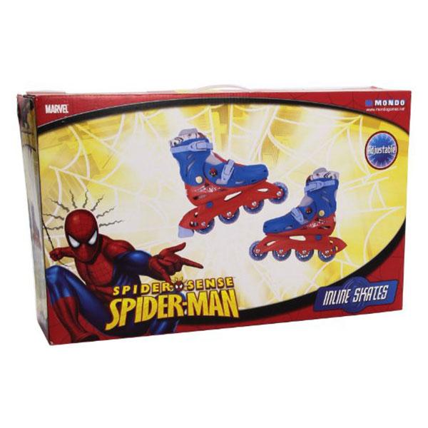 Pattini Linea Spiderman