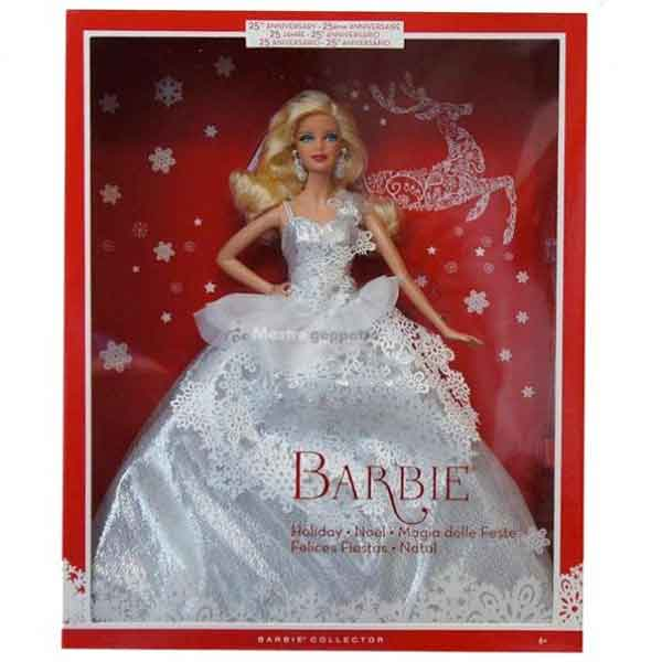 Barbie Magia Delle Feste 2013