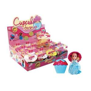Cupcake Surprise Bambole Profumate | Massa Giocattoli