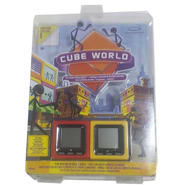 Gioco Elettronico Cube World