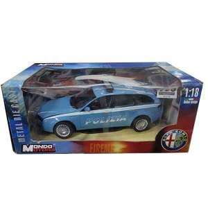 Alfa Romeo 159 Polizia Mondo Motors   Massa Giocattoli