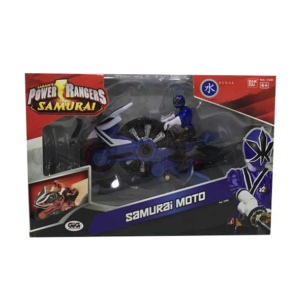 Samurai Moto Power Rangers (Acqua)