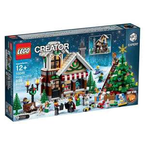 Winter Toy Shop Lego Creator 10249 | Massa Giocattoli