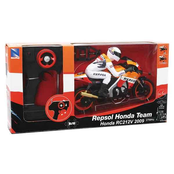 New Ray Moto Repsol Honda Team Scala 1:9