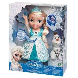 Frozen Principessa Elsa Con Luci e Suoni | Massa Giocattoli