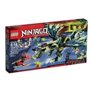 Lego Ninjago 70736 L'Attacco Del Dragone Moro | Massa Giocattoli