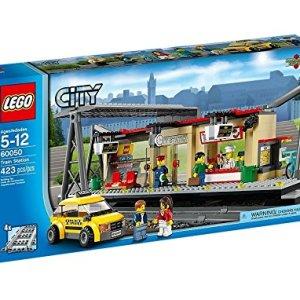 Stazione Ferroviaria Lego City 60050 | Massa Giocattoli
