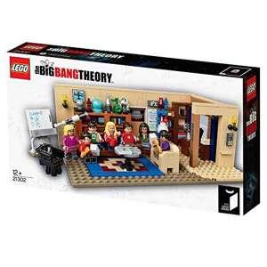 The Big Bang Theory Lego 21302   Massa Giocattoli