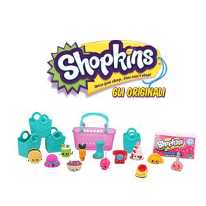 Shopkins Set 12 Personaggi | Massa Giocattoli