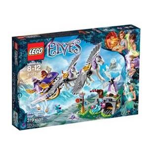 La Slitta Pegaso di Aira Lego Elves 41077 | Massa Giocattoli
