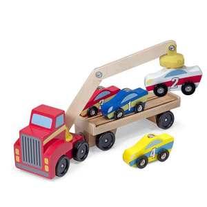 Camion Giocattolo in Legno Melissa & Doug | Massa Giocattoli