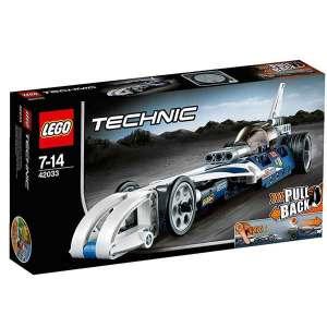 Lego Technic 42033 Bolide Supersonico | Massa Giocattoli