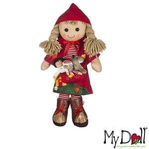 My Doll Bambola Cappuccetto Rosso | Massa Giocattoli
