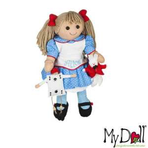 My Doll Alice Nel Paese Delle Meraviglie | Massa Giocattoli