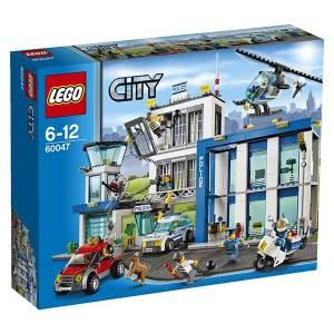 Stazione Della Polizia Lego City 60047 | Massa Giocattoli