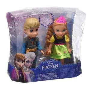Frozen Anna e Kristoff Minidoll | Massa Giocattoli