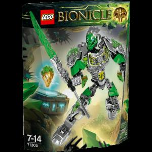 Lewa Unificatore Della Giungla Lego Bionicle 71305